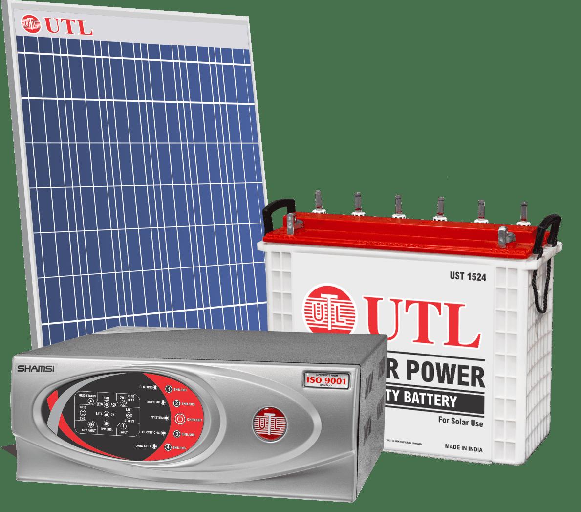 Best Value For Your Inverter Battery Price Utl Solar