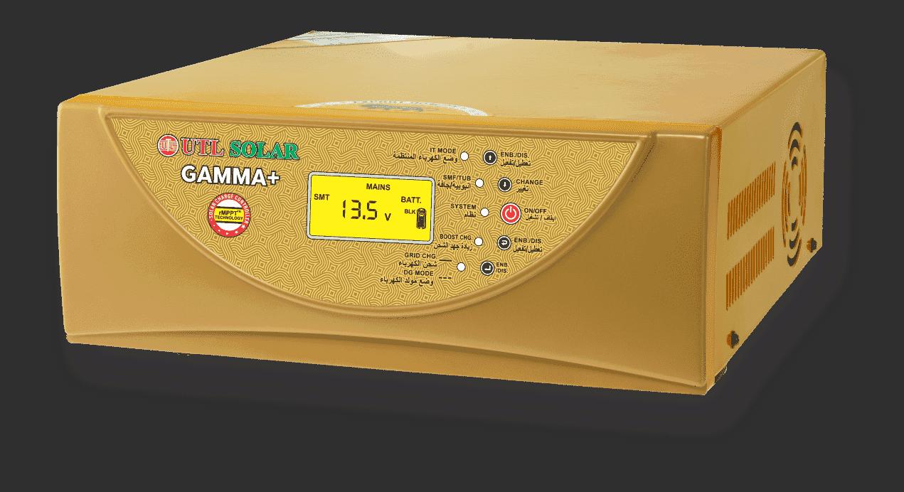 1kVA/12V Gamma+ Solar Inverter