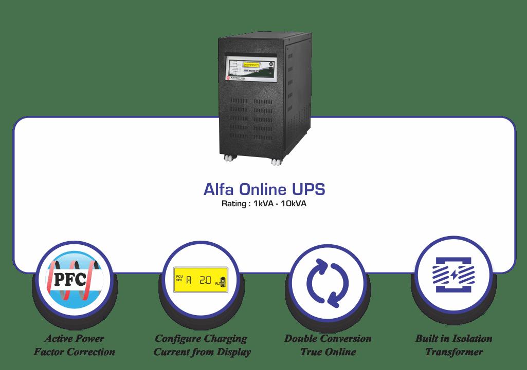 Alfa Online UPS