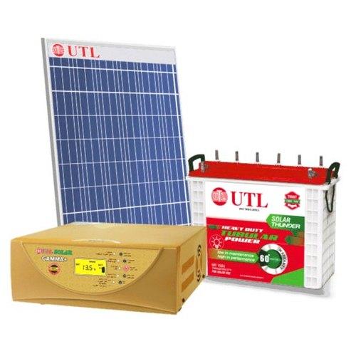 UTL 1kVA Solar System with 1 Battery