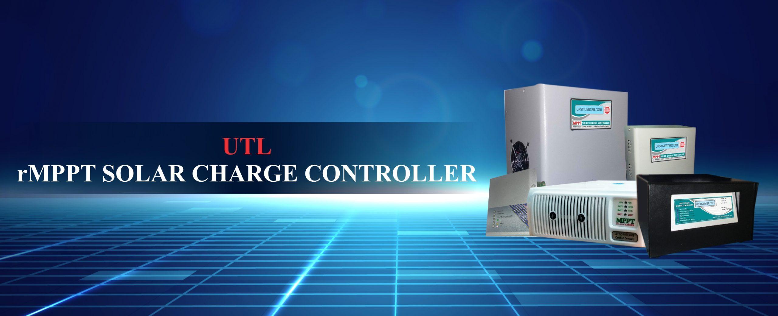 UTL MPPT Solar Charge Controller