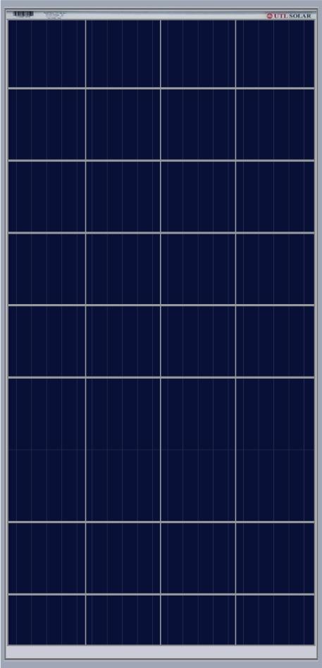 160watt solar panel