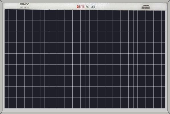 60watt solar panel