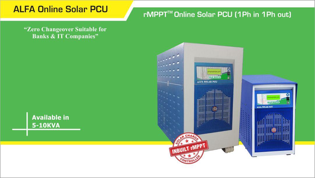 ALFA Online Solar PCU
