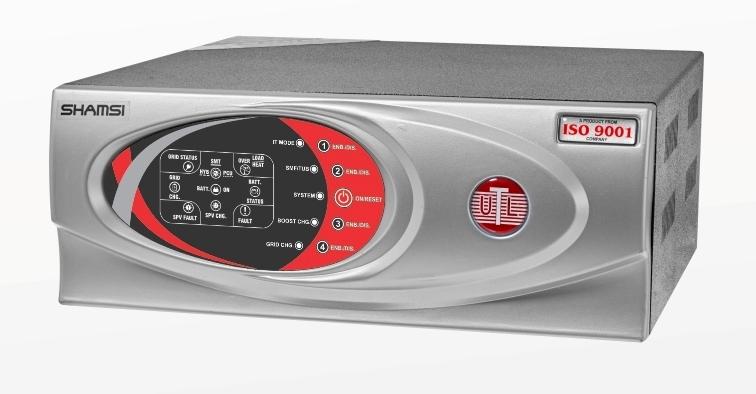 Shamsi Solar Inverter