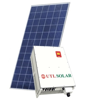 UTL 2kw on grid solar system