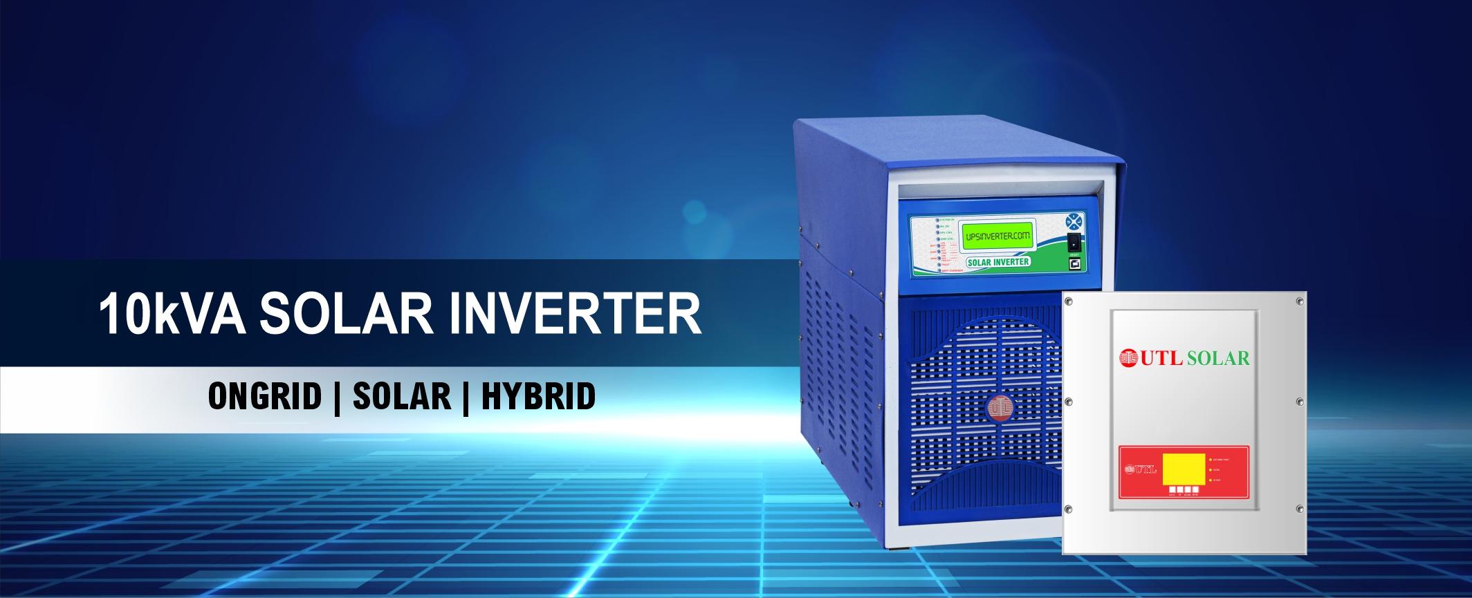UTL 10 KVA Solar Inverter